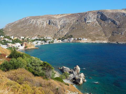 Kalymnos - Küste bei Panormos