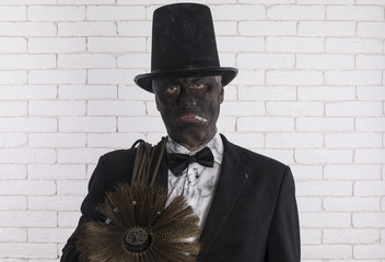 chimney sweep face