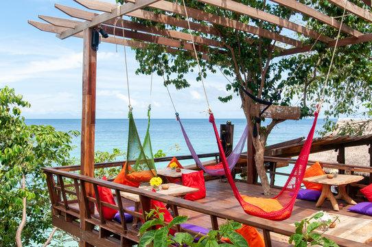 Lounge at Serendipity Resort Koh Lipe South Andaman Coast Thailand
