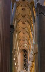 Spiral Stairs Beyond Columns