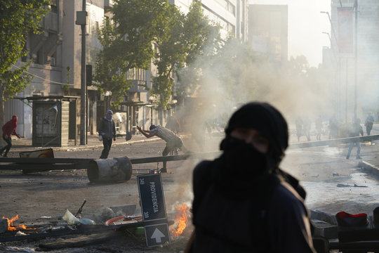 Social unrest in Chile (3)