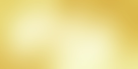 Fotobehang - white golden gradient abstract background / brown template radial gradient effect wallpaper background