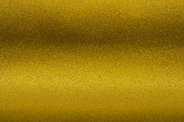 Luxury warm golden contrast glitter background for New Year and Christmas background.