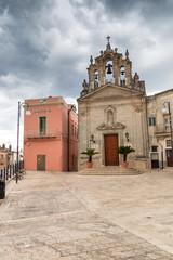 Chiesa di San Rocco Montescaglioso (Matera) Italia