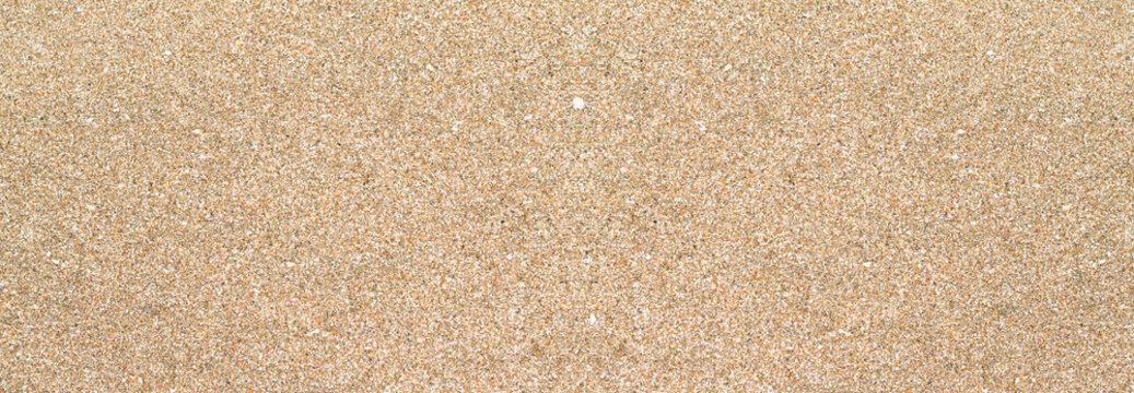 Arrière-plan large ou bannière texture sable