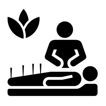 Alternative medicine icon