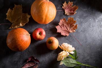 Image with pumpkins.