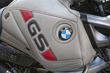 Bmw GS Motorcycle