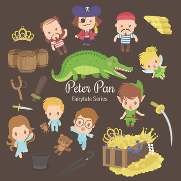 fairytale series peter pan