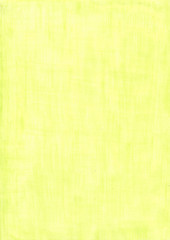 lime green rectangle sheet of paper colored with pencil.