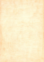 sand beige rectangle sheet of paper colored with pencil.