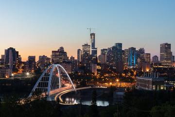 Beautiful Edmonton Fotobehang