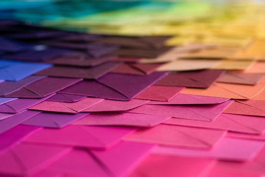 Colorful Paper Gradient
