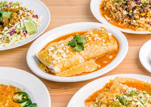 Smothered Burrito