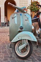Vintage scooter Vespa