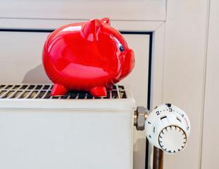Savings on heating costs
