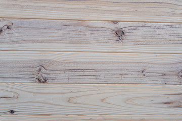 Wood sheets in a garden shed