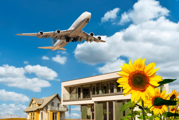 Protection of the environment and air traffic noise