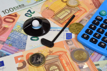 Euro Golf Money