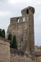 Turm am Palast in Uzes