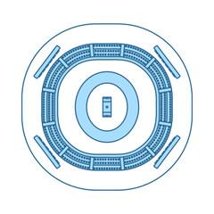 Cricket Stadium Icon