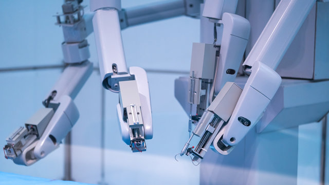 Robotics For Medical Technology Solution