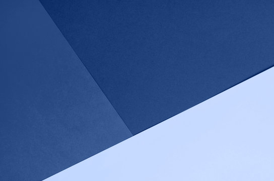 Background of light and dark shades of classic blue.