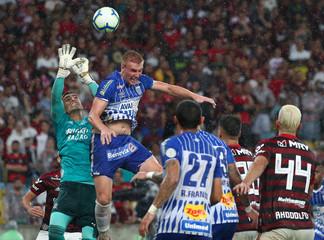 Brasileiro Championship - Flamengo v Avai