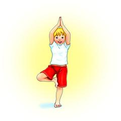 Yoga für Kids 4