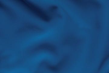 Stores à enrouleur Tissu blue fabric texture, background. folds close up.