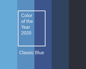 color of the year 2020 classic blue