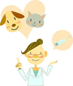 ペット ワクチン接種