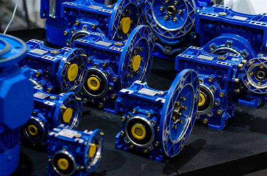 Worm gear reducers for sale.