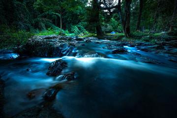 klong lan waterfalls national park thailand
