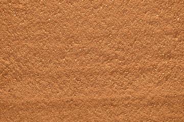 orange, gravel, sand, baseball, field, background, pattern, closeup