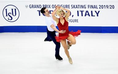 Ice Skating - 2019 ISU Grand Prix of Figure Skating Final