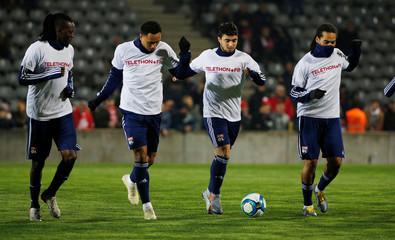 Ligue 1 - Nimes Olympique v Olympique Lyonnais