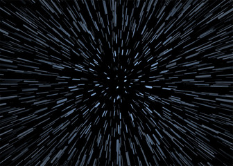 universe speed background Fototapete