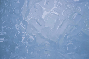 Ice cubes picture background