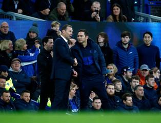 2019 Premier League Football Everton v Chelsea Dec 7th