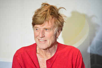 """Robert Redford attends the """"Conversation with"""" section at the 18th edition of the Marrakech International Film Festival"""