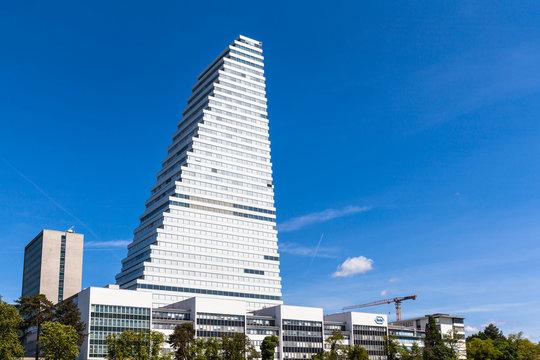 Headquarter Building of Roche
