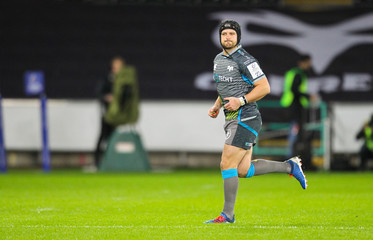 2019 European Champions Cup Rugby Ospreys v Racing 92 Dec 7th