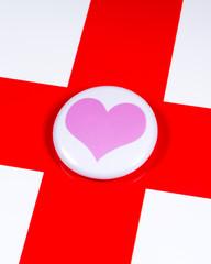 Love England