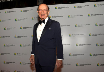 Wilbur Ross arrives for Kennedy Center Honors gala at US State Department