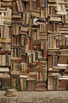 Books Wall
