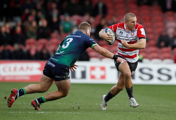 European Champions Cup - Pool 5 - Gloucester Rugby v Connacht Rugby