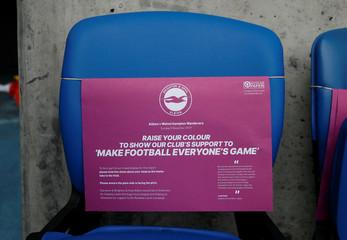 Premier League - Brighton & Hove Albion v Wolverhampton Wanderers