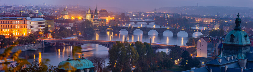 Prague main attractions