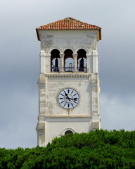 Fotomurales - Cannes - Clock tower